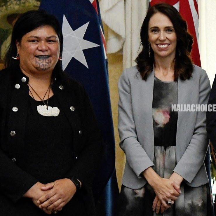 New Zealand Gets First Gay Deputy PM & A Foreign Minister With Facial Tattoo (Pics)