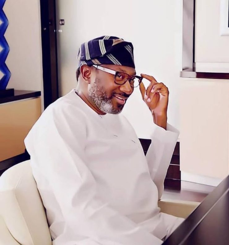 See Billionaire Femi Otedola's Reply to Man Who Asked Who Will Take Over His Business When He Dies