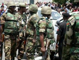 Soldiers Arrest VOA Journalist For Interviewing Resident Of Oyigbo