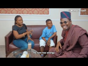DOWNLOAD COMEDY VIDEO: Mr Macaroni – Milo Energy