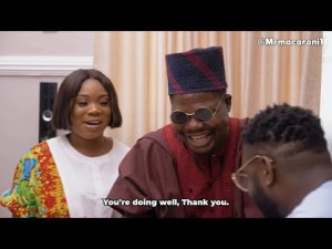 DOWNLOAD COMEDY VIDEO: Mr Macaroni – My Hungry In-Law