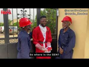 DOWNLOAD COMEDY VIDEO: The Nepa Boys – Father Christmas