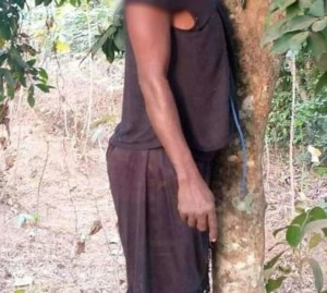 Mother Of Five Commits Suicide In Ebonyi (Graphic Photo)