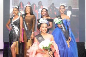 Queen Cynthia Chidera Emerges Winner Of Face Of Royalty Africa