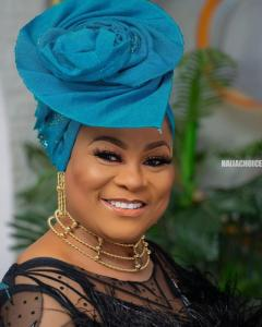 Star Actress, Sola Sobowale Celebrates Her 57th Birthday With Stunning Pictures