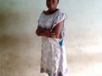 Face Of 'Female Kidnapper' Who Allegedly Attempted To Abduct Three School Children In Ekiti (Photo)