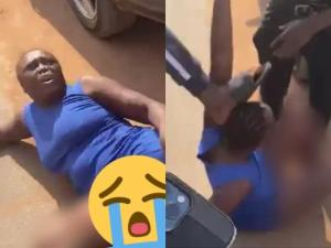 Lady Who Stole Iphone 12 Disgraced By Mob (Photos)