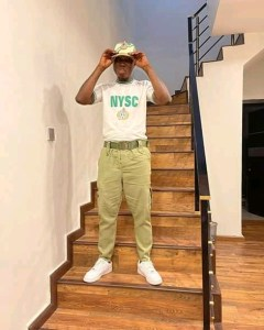 Zlatan Ibile Passes Out From NYSC (Photos)