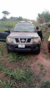 Delta Police Impound Vehicles Of Daredevil Armed Robbers Who Attacked UBA (Photos)