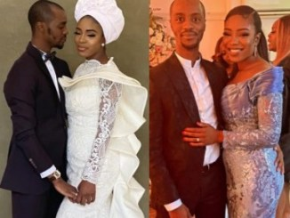'I Married Someone Much Smarter Than Me' - Bashir El-Rufai Gushes Over His Wife (Pix)