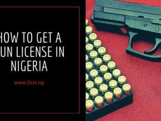 'Owning A Legal Firearm In Nigeria: My Experience'