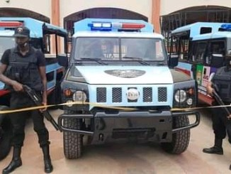 7 Rugged Security Vans, Uniforms: Nnewi Rebrands Its Security Outfit (Photos)