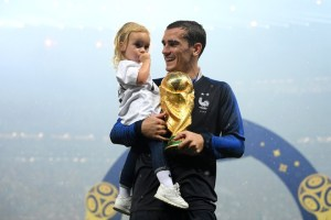 April 8: Barcelona Star, Griezmann Welcomes 3rd Child On Same Day As Previous Two