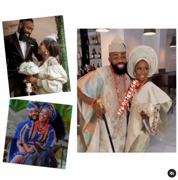 Comedian Woli Arole Weds (Pictures)