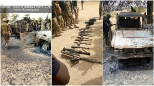 Damasak: 2 Soldiers Who Tried To Capture A Boko Haram Spy Killed In Ambush