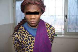 Nigerian Man Disguises As A Woman To Escape After Killing A Foreigner (Photos)