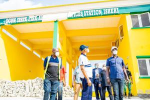 Ogun Sets Date To Open Four New Fire Stations