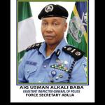 Profile Of Usman Baba Alkali, The New Acting Inspector-General Of Police