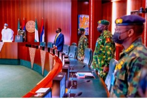Buhari's Effort To Improve Security Is Unmatched, APC Replies PDP Governors