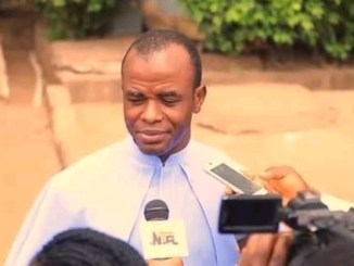 Father Mbaka Pays ₦18.8 Million Hospital Bills Of Patients (Video, Photos)