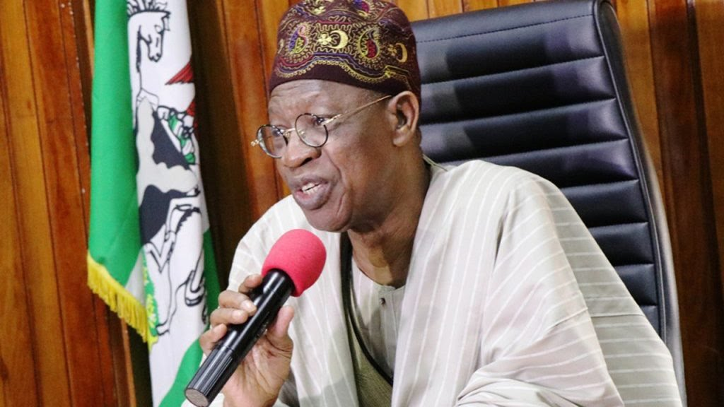 Nnamdi Kanu, IPOB, The Main Reason Twitter Was Banned - Lai Mohammed
