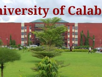 University Of Calabar Begs Its Graduates To Come For Their Certificates