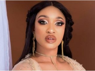 Being Born Again Has Nothing To Do With My Inner Craze – Tonto Dikeh Blows Hot