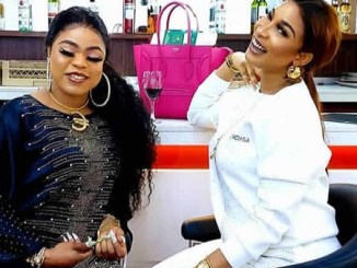 """""""Deep In Your Heart You're A Devil"""" Bobrisky Shades Tonto Dikeh Again""""Deep In Your Heart You're A Devil"""" Bobrisky Shades Tonto Dikeh Again"""