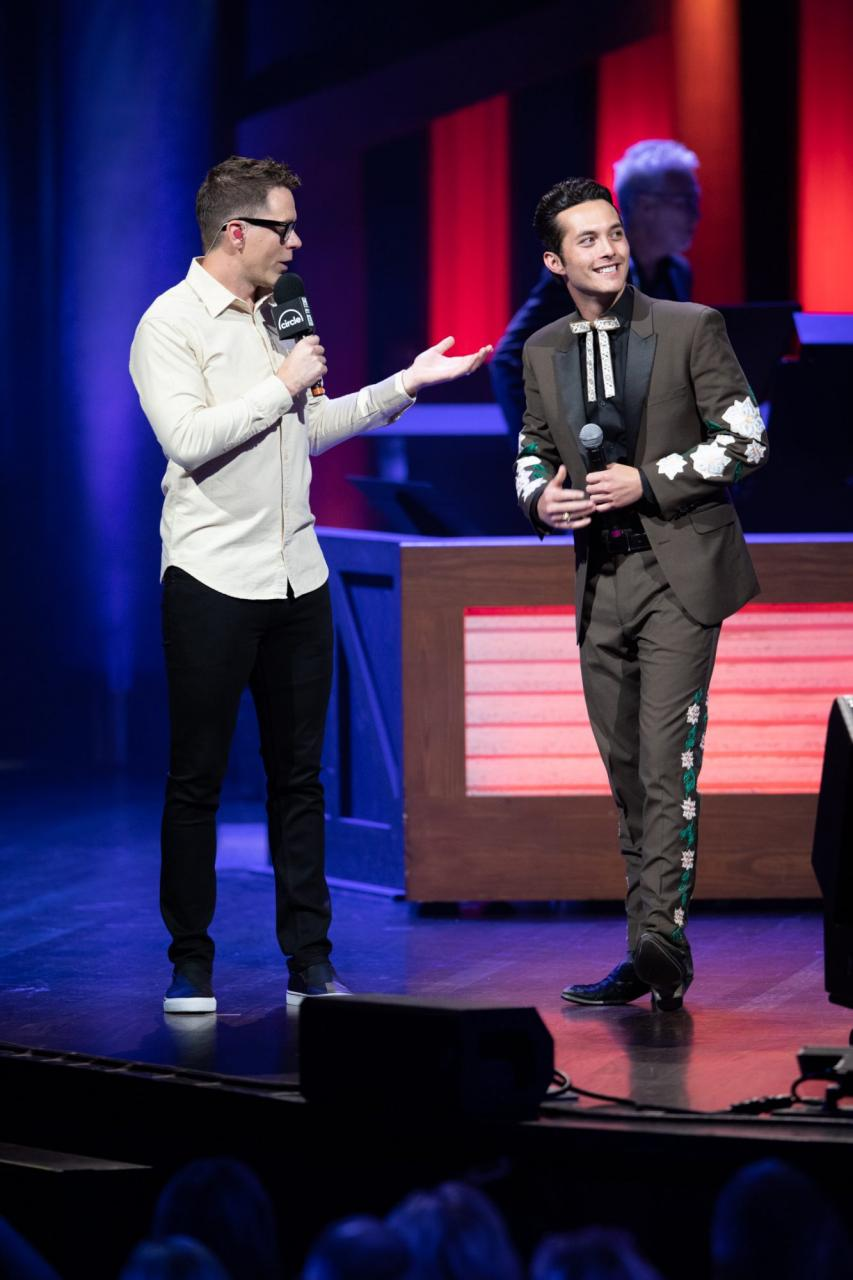 Laine Hardy Reflects on His New Album and Grand Ole Opry Debut: 'It Feels Like a Dream'