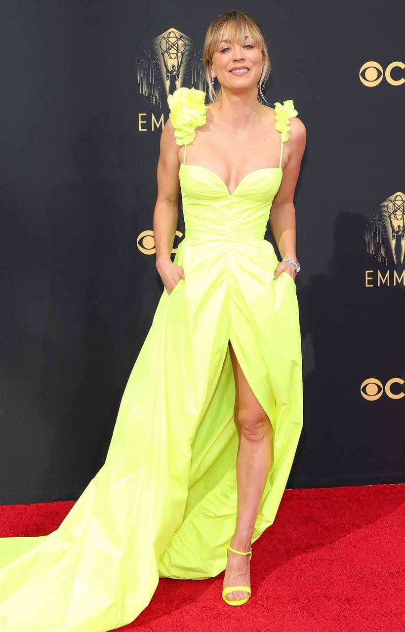The Best Dressed Stars at the 2021 Emmys