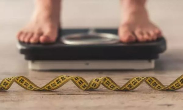 Here's the difference between water weight and fat weight