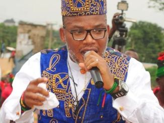 Nnamdi Kanu Trial: Drama As Journalists Denied Access To Courtroom