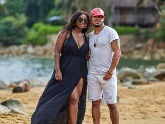 Star Actor, Van Vicker And His Wife Celebrate 18th Wedding Anniversary (Photo)