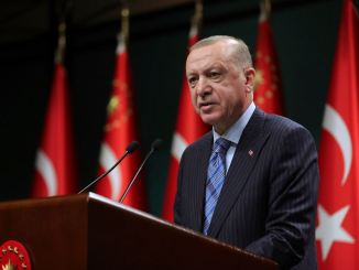 Terrorists Who Tried To Oust Me Are In Nigeria - Turkish President