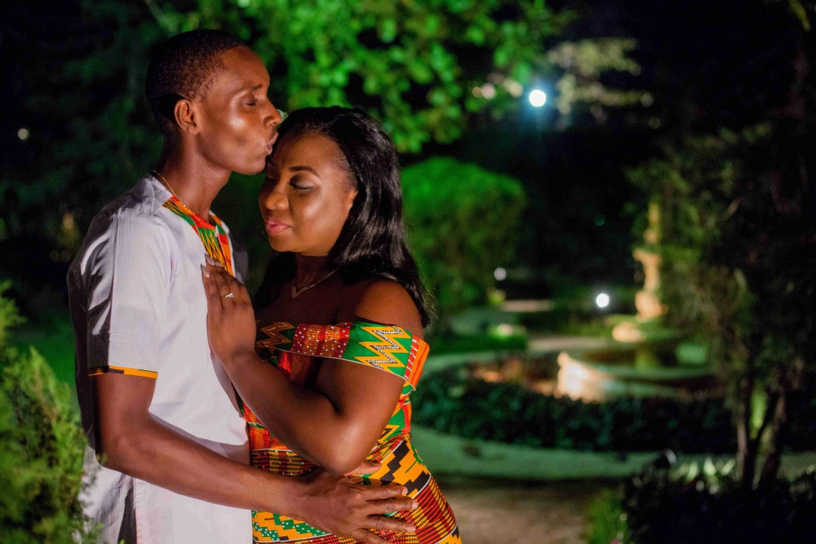 Blessing & Jide's Story: African, Classic and Original Pre-Wedding Shoot