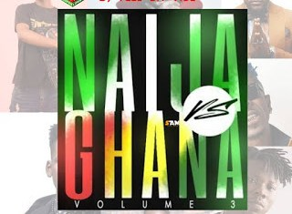 Dj Feel - Da Vibe Ghana Vs Naija Mix 2019
