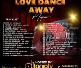 Dj Tonioly - Naija & Foreign Love Mix || Romantic Songs