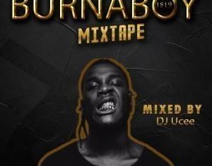 DJ Ucee - Best Of Burna Boy Mixtape 2019