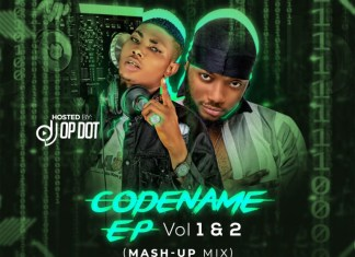 DJ OP Dot – Dremo Codename EP Vol 1&2 (Mash-Up Mix)
