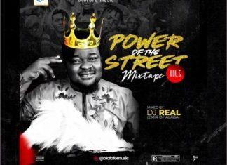 Dj Real – Power Of The Street Mixtape Vol 5 2020