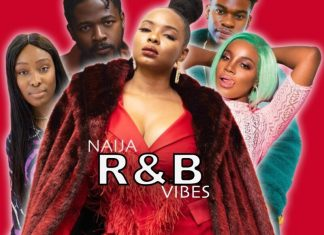 DJ Ayi - Naija R&B Vibes Mix (Nigeria Wedding Romantic Mixtape)