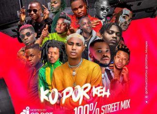 DJ OP Dot – Ko Por Keh (100% Street Mix)