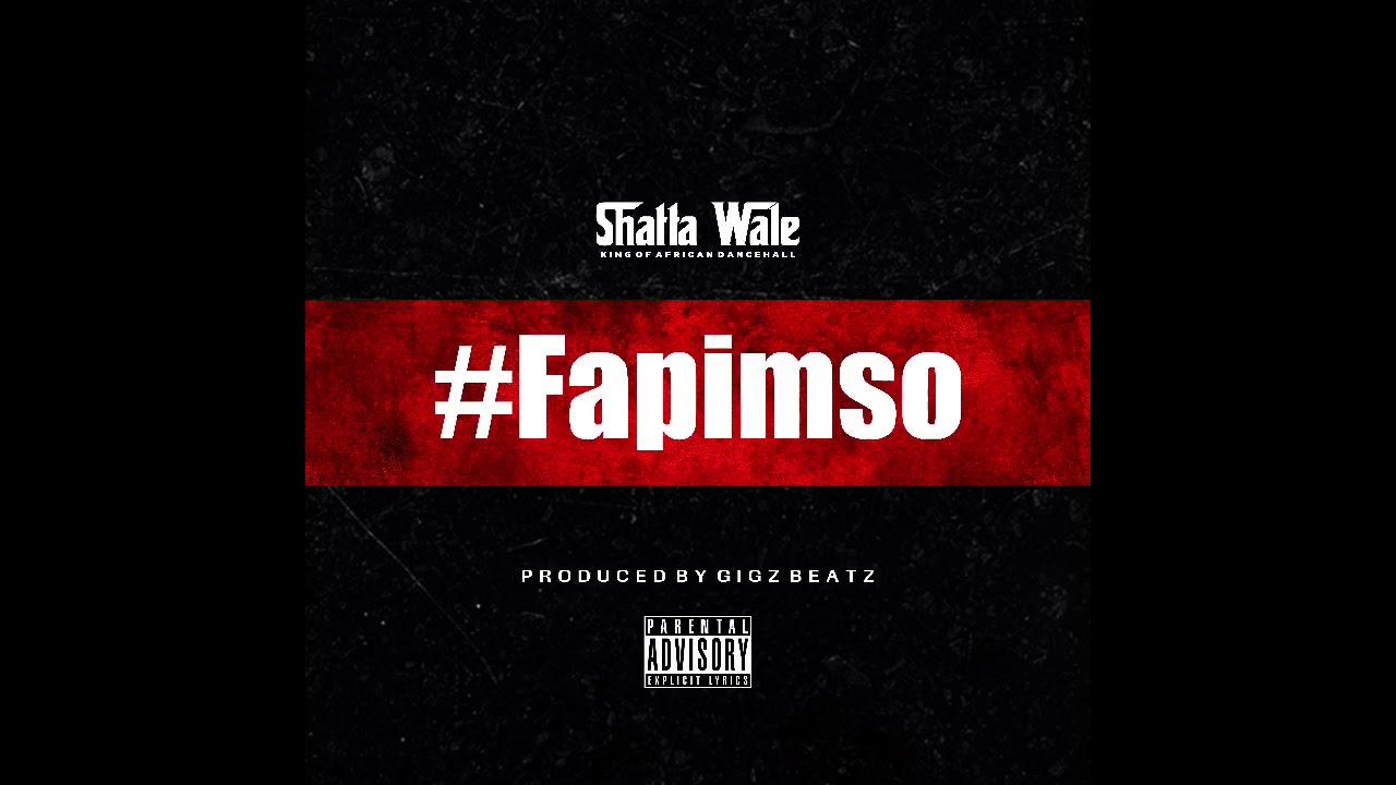Shatta Wale – Fapimso mp3 download