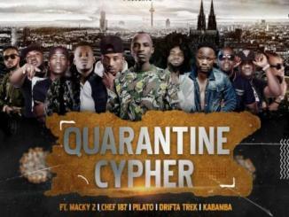 Alpha Entertainment X Kopala Swag – Quarantine Cypher