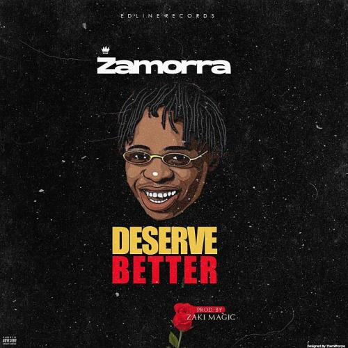 Zamorra – Deserve Better mp3 download