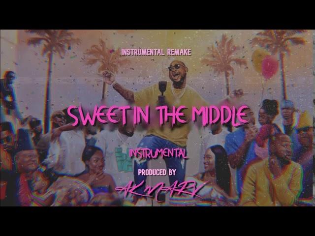 Davido – Sweet In The Middle Instrumental Ft. Wurld, Naira Marley & Zlatan download