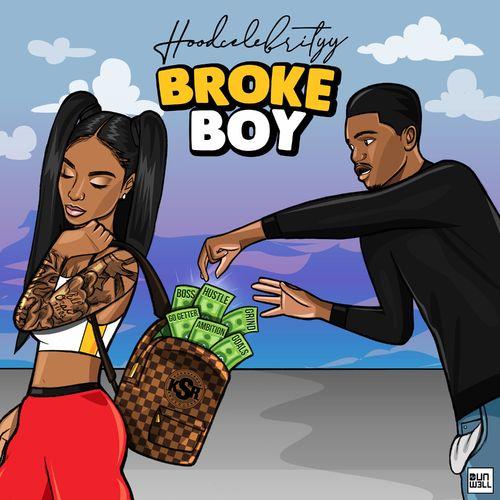 HoodCelebrityy – Broke Boy mp3 download