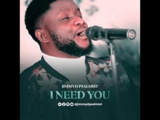 Jimmy D Psalmist – I Need You