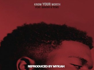 Khalid Ft. Davido & Tems – Know Your Worth (Instrumental)