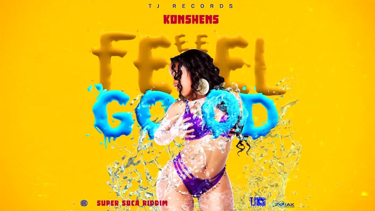 Konshens – Feel Good mp3 download